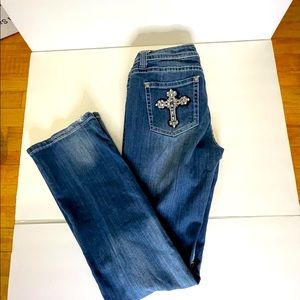 Cowgirl Tuff Co.Jeans size 30x34